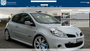 Cr ation de site internet secteur automobiles n c f - Garage renault cavaillon ...