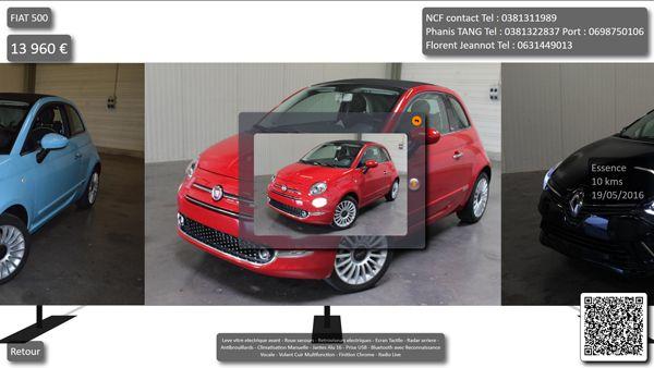 Communication n c f cr ation de site internet secteur for Garage nicol auto agen